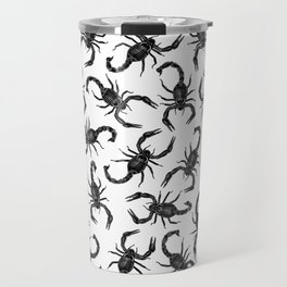 Scorpion Swarm Travel Mug