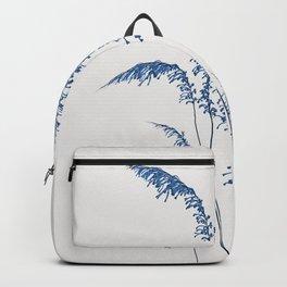 Blue flowers 2 Backpack