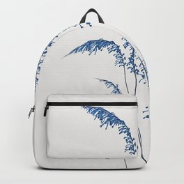 Blue flowers 2 Backpack