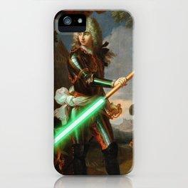 Ye Olde Glowstick I iPhone Case