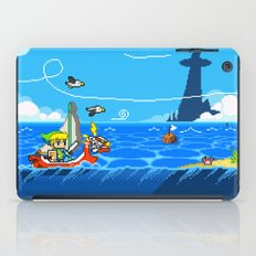 The Legend of Zelda: Wind Waker Advance iPad Case