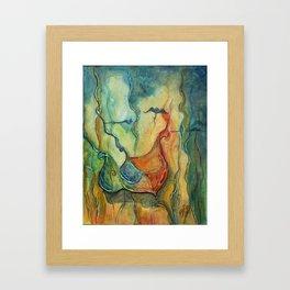 Whimsies 3 Framed Art Print