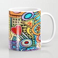 Pretty City Mug