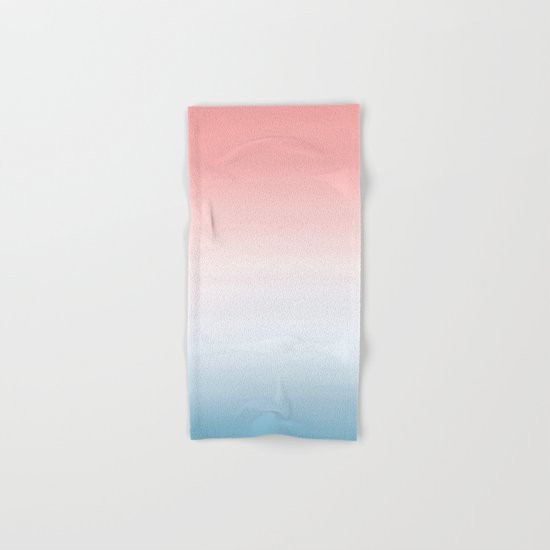 Pantone Ombre 2016 Color of The Year Hand & Bath Towel