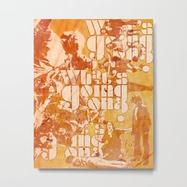 Vietnam in America Metal Print