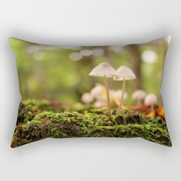 Forest Floor Rectangular Pillow