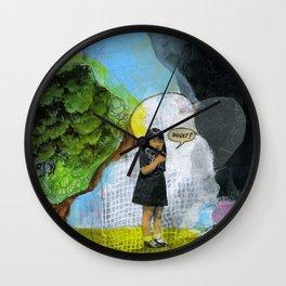 PIPE DREAM 040 Wall Clock