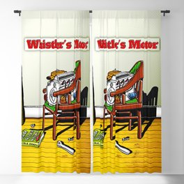 Whistler's Motor Blackout Curtain