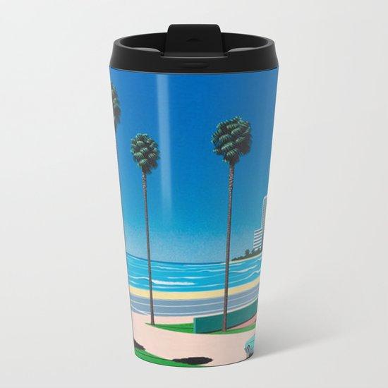 Hiroshi Nagai 12 Metal Travel Mug