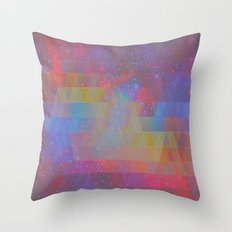 FORGET ME Throw Pillow
