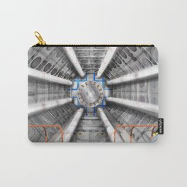 The Large Hadron Collider Carry-All Pouch