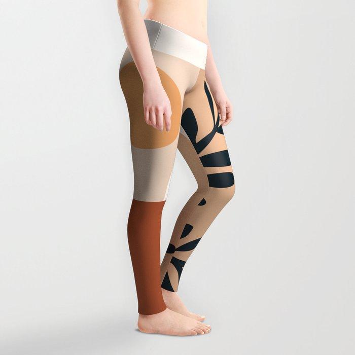 Geometric Shapes Leggings