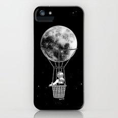 Night Flight iPhone SE Slim Case