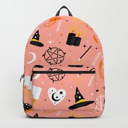 Witching Hour Halloween Backpack
