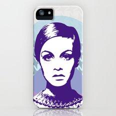 Twiggy iPhone (5, 5s) Slim Case