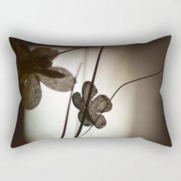 the chiaroscuro of life Rectangular Pillow