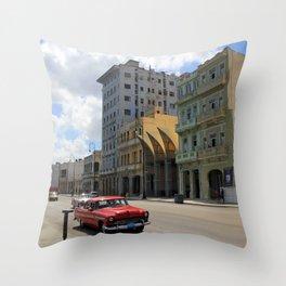 Havana 14 Throw Pillow