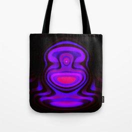 Purple Ape Tote Bag