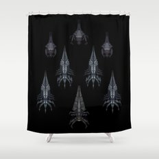 Reapers Shower Curtain