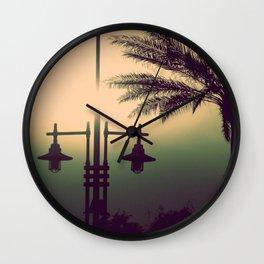 Boulevard Wall Clock