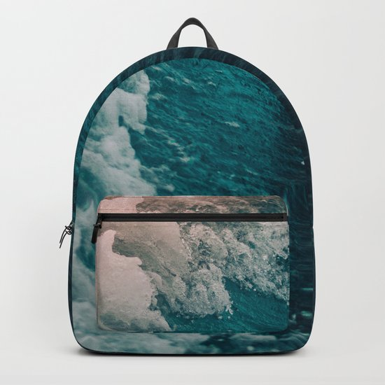 The waves Backpack
