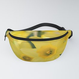 Spring Daffodils Fanny Pack