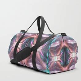 Visiting Houses in Motion Duffle Bag