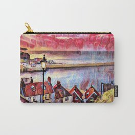 Sweet Whitby Carry-All Pouch