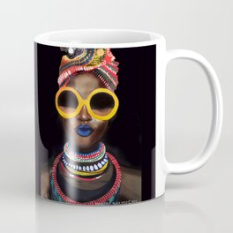 'Black Gold' Coffee Mug