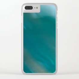 Flow III Clear iPhone Case