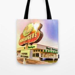 """""""Burger Dreams"""" Tote Bag"""