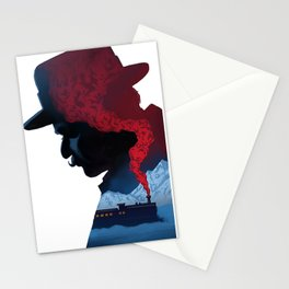 Murder on the Orient Express Stationery Cards