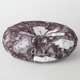 02. Untitled by Floreai Remy Floor Pillow