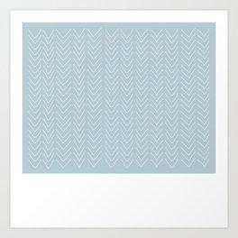 Coit Pattern 5 Art Print