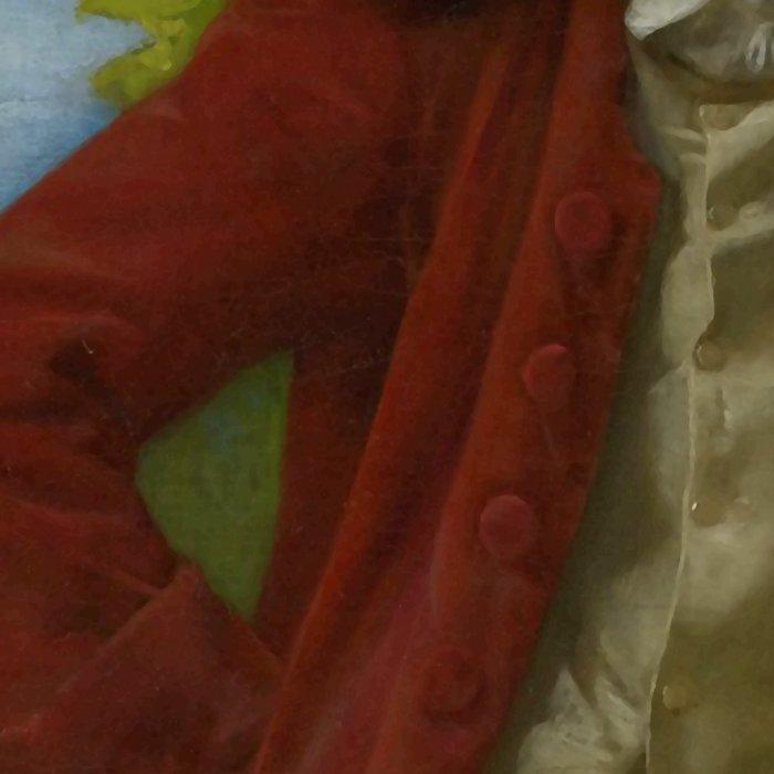 "Elizabeth Jane Gardner Bouguereau ""Before the Engagement"" Leggings"