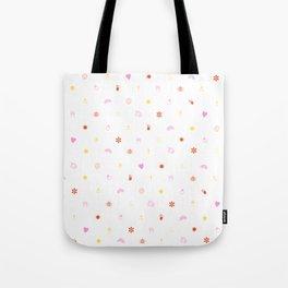 A Few of My Favorite Things Emojis Tote Bag