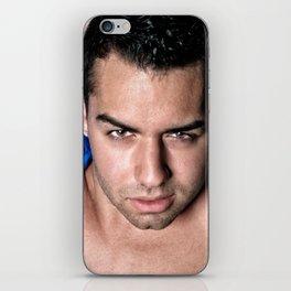 Look Into My Eyes iPhone Skin