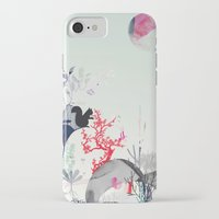 squirrel iPhone & iPod Cases featuring squirrel by bachullus