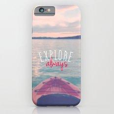 Explore always Slim Case iPhone 6s