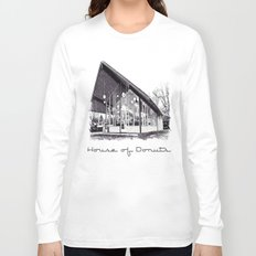 House of Donuts Long Sleeve T-shirt