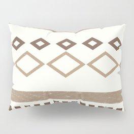 Western Pattern, Out West, Patterns, Brown, Tan, Beige, Shapes, Geometric Western Art Pillow Sham