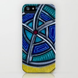 Spider Spirit Shield iPhone Case