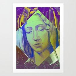 Mary 05 Art Print