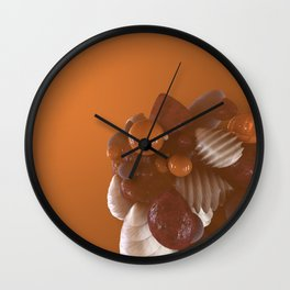 Monster Parts Wall Clock