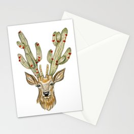 Yes, my deer Stationery Cards