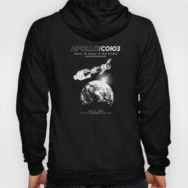 Apollo 18 Soyuz 19 docking mission Emblem-USA-USSR-1975-Space-Astronomy-Science Hoody