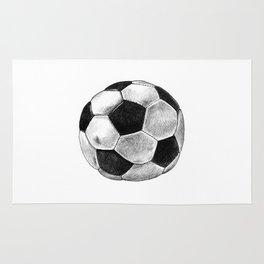 Soccer Worldcup Rug