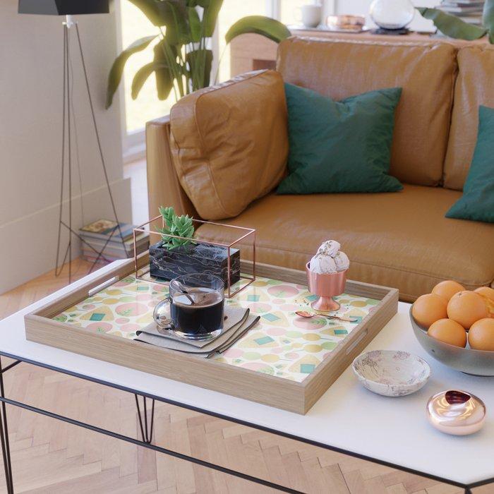 Japanese Snacks Serving Tray