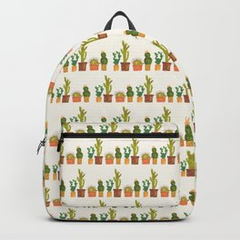 Hedgehog and Cactus (incognito) Backpack