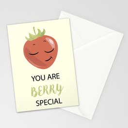 You ae berry special Stationery Cards